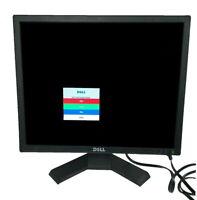 """Dell 19"""" LCD Flat Panel Monitor E190Sf (VGA) w/Stand + Cords"""