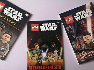 Dk lego star wars book