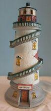 "10"" Light House Decor Night Light Lamp LEMAX 1995 HAVERFORD  CHRISTMAS NO CORD"