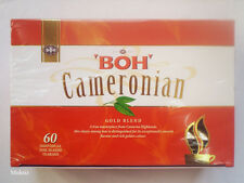 BOH Cameronian GOLD BLEND Tea Bag (60 Individual Foil Sealed Teabags)