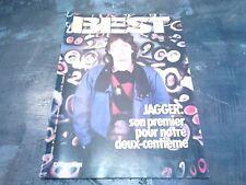 BEST N° 200 / MARS 1985 / JAGGER / PRINCE / FLESHTONES / THE SMITHS