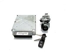 Mazda 626 GF GW 2,0 Motorsteuergerät 1alf12a650mc ENGINE key ignition schlussel