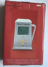 EXCALIBER ELECTRONIC DIGITAL BREW MASTER BEER GUIDE RATER TARGET