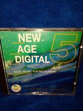CD - NEW AGE DIGITAL 5 ( TWEEDE-HANDS / USED / OCCASION)