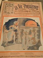 Le Chateau des Rois Un coeur au feu de Bois Gateau Print Cover 1909