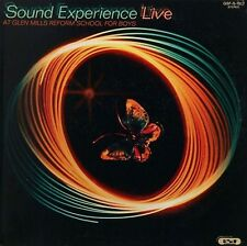 SOUND EXPERIENCE Live at Glen Mills Reform School For Boys GSF RECORDS Sealed LP