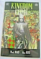 KINGDOM COME BOOK ONE DC COMICS 1996 MARK WAID ALEX ROSS