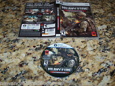 Heavy Fire Afghanistan (PC) Game Windows
