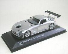 Mercedes-Benz SLS AMG GT3 Street (plata) 2011