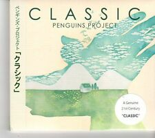(FH314) Classic Penguins Project - 2013 sealed Japan CD