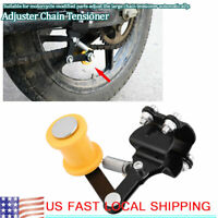 Adjustable Motorcycle Chain Tensioner On Roller Modified Accessories Tool