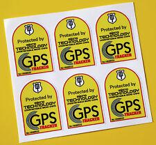 Vélo Cycle GPS TRACKER indétectable Puce Anti Vol Sécurité Stickers Decals