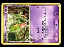 PROMO POKEMON POP Serie 4 N° 15/17 TREECKO