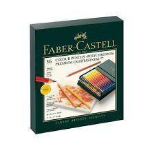 Faber Castell Farbstift Polychromos 36er Atelierbox 110038