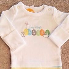SWEET! NEW BABY GYMBOREE NEWBORN MY FIRST EASTER FOOTED SLEEP N PLAY OUTFIT