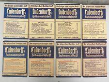 Zeitschrift Ludendorff's Ludendorffs Halbmonatsschrift 1934 - 1938 24 Hefte