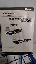 INTERNATIONAL Truck Navistar Electrical Circuit Wiring Diagrams schematics