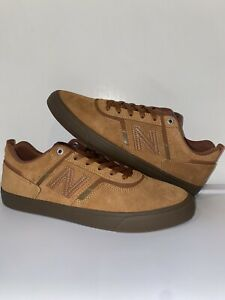 New Balance 306 Jamie Foy Deathwish Skateboards NM306DWH Brown Shoes Men's 11.5