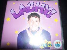 The Wiggles LACHY (Purple Wiggle) (Australia) CD – New
