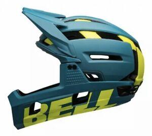 Helmet Super Air R Spherical Mips Blue Hi-Viz 2021 BELL Bike/ SIZE M