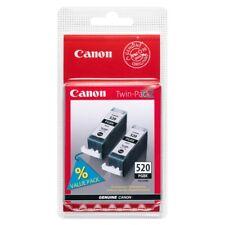 Canon PGI-520 BK Twin-Pack Noir Cartouches D'Encre