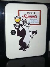 HAMMS BEER VINTAGE ERA CABIN HUNTING SHACK MANCAVE KEYBOX