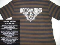 Rock am Ring - 2009 - Winged Skull - T-Shirt - Size XL - Neu