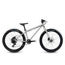 "Early Rider Kinder Fahrrad Seeker Mountainbike 24"" Aluminium 11 Gang Silber"
