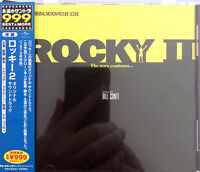 Bill Conti ‎CD Rocky II (Original Motion Picture Score) - Japan (M/M)