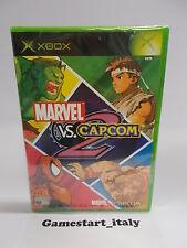 MARVEL VS CAPCOM 2 (XBOX) NUOVO SIGILLATO NEW - PAL VERSION