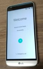 LG G5 US992 32GB Silver (Unlocked) new other gsm global clean imei