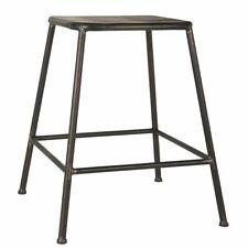 Copper Stools /& Back Rests Industrial//Metal Breakfast Bar//Cafe//Bistro SALE #453
