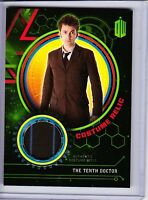 Topps Doctor Who Extraterrestrial Encounters Costume Trading Card Selection