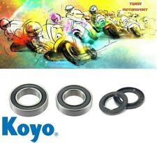 Genuine Koyo Kawasaki KLX650 C1-C4 Front Wheel Bearings & Seals 1993 - 1997