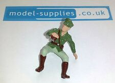 Britains 9785 Afrika Korps Kubelwagen Officer Reproduction Painted Figure