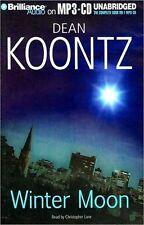Dean KOONTZ / WINTER MOON   [ Audiobook ]