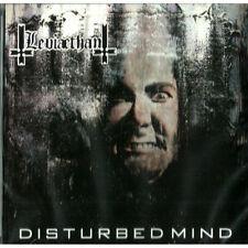 Leviaethan - Disturbed Minds Reissue W/ Bonus first time on CD Braz 80's Thrash