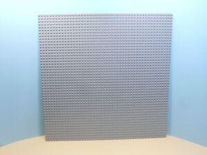LEGO Bauplatte Grundplatte 48x48 Noppen neuhellgrau 4186 (P 004)