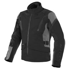 Dainese Tonal D-Dry Jacket Bl / Ebony / Bl 52 Motorcycle Touring Jacket New