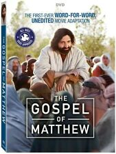 The Gospel Of Matthew [New DVD] Ac-3/Dolby Digital, Dolby, Widescreen