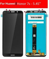 Black Brand New Complete LCD TOUCH SCREEN DIGITIZER For Huawei Honor 7S
