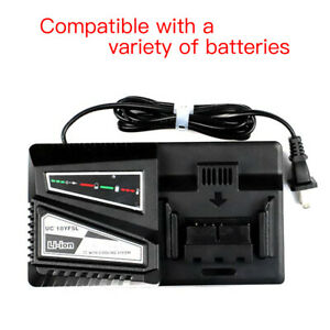 UK Replace Hitachi UC18YKSL 14.-18V Li-ion Battery Charger for BSL1815X BSL1815S