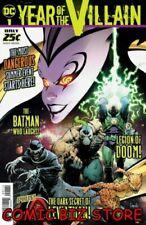 Comics et romans graphiques US Année 2019 DC