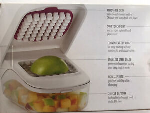 Vegetal Chopper Salad Chopper