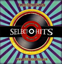 SELECT-O-HITS CD Sampler Limited Edition 11 Tracks RSD 2012 Digipak NEW