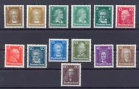 DR 385-97 Berühmte Deutsche postfrisch Fotoattest Schlegel (rs91)