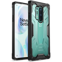 OnePlus 8 Pro Case,Poetic Lightweight Shockproof Bumper Protective Cover