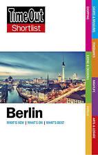 Tiempo de espera de Berlín lista reducida por el tiempo de espera guías Ltd. (libro en rústica, 2015)