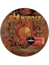 "SAXON ""INTO THE LABYRINTH"" Record Store Day *RSD2017* 12"" Picture Disc. SOLD OUT"
