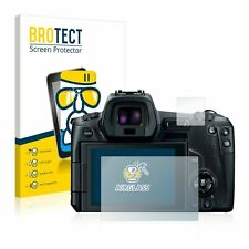 Canon EOS R, BROTECT® AirGlass® Premium Glass Screen Protector, Anti-Scratch